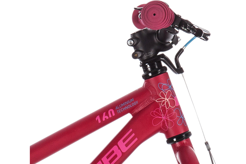 Cube Cubie 160 Childrens Bike pink at Bikester.co.uk